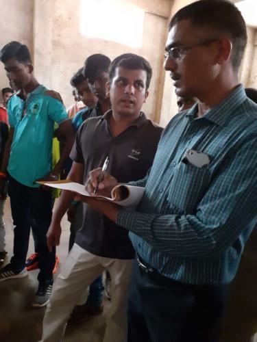 HSC Voc Visit to Somadatta plastics, MIDC Kudal