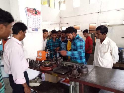 Industrial visit of HSC Vocational