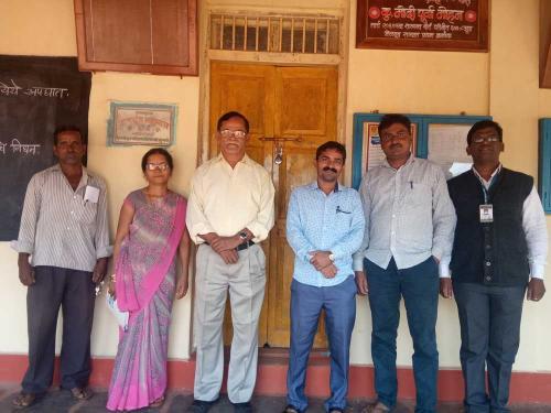 welcome to Representative of Nehru Yuva Kendra by staff.