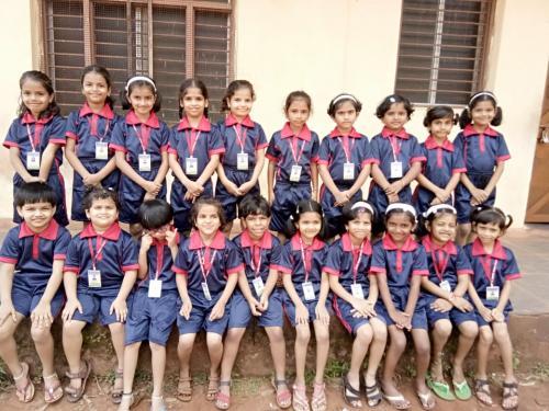P.T. Uniform Girls
