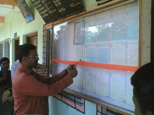 Rainbow Wallpaper Inauguration Dr Nitin Jarandikar
