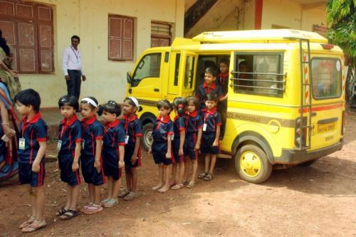 School Van 1