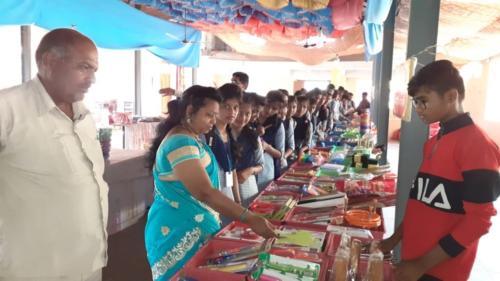 Visit ot Exibition by HSC Vocational students3